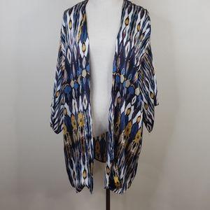 Millau Multicolored Kimono/Cover-up